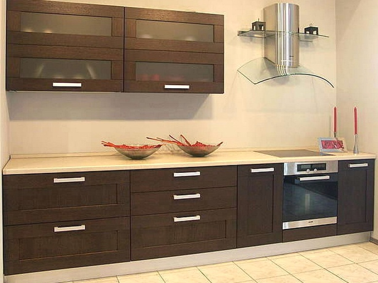 максимум места на кухне