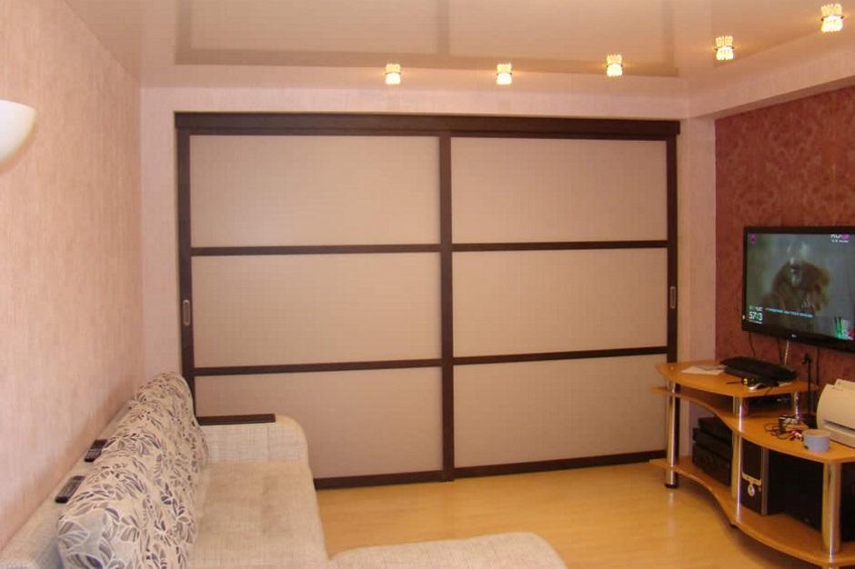 Дизайн двухкомнатной квартиры, 25 фотоидей