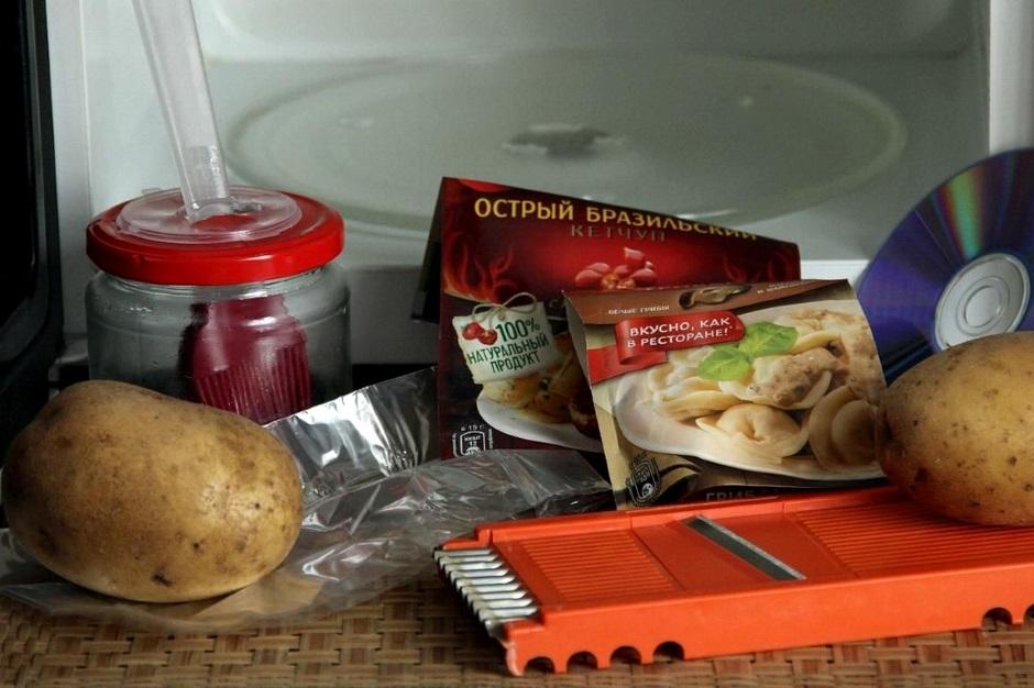 Как приготовить домашние чипсы