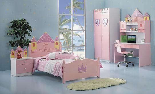 жилище маленькой принцессы