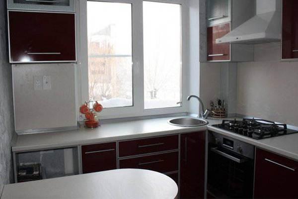 маленькая кухня своими руками