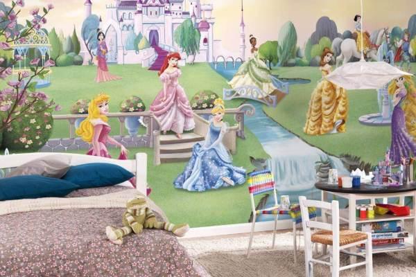 волшебные принцессы