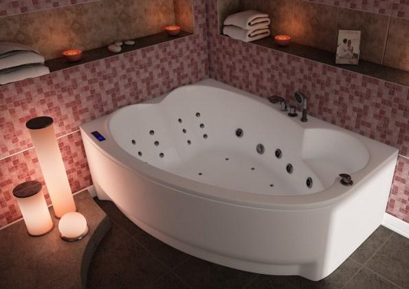 Как выбрать размер акриловой ванны?