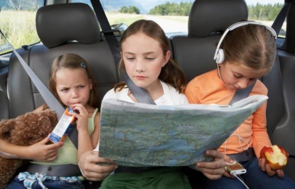 для безопасной поездки