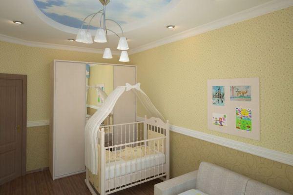 Как выбрать правильное место для детской кроватки.Фото6
