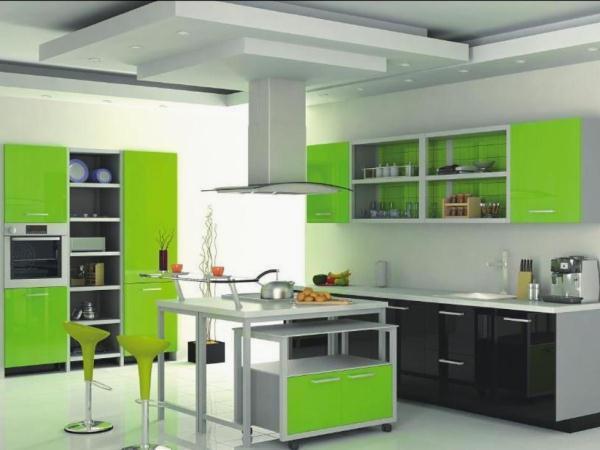 салатная кухня