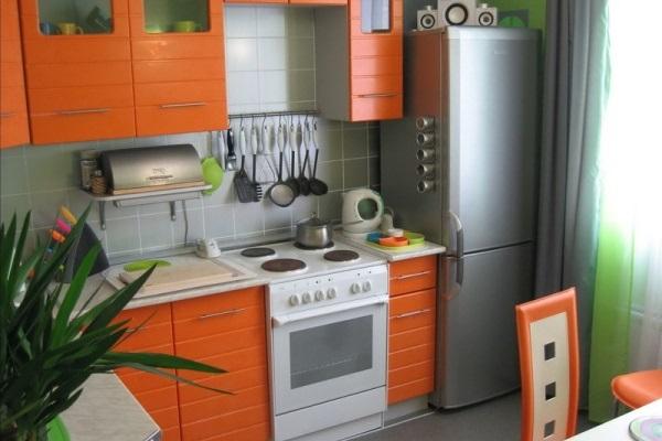 Как сделать интерьер кухни в хрущевке модным и функциональным