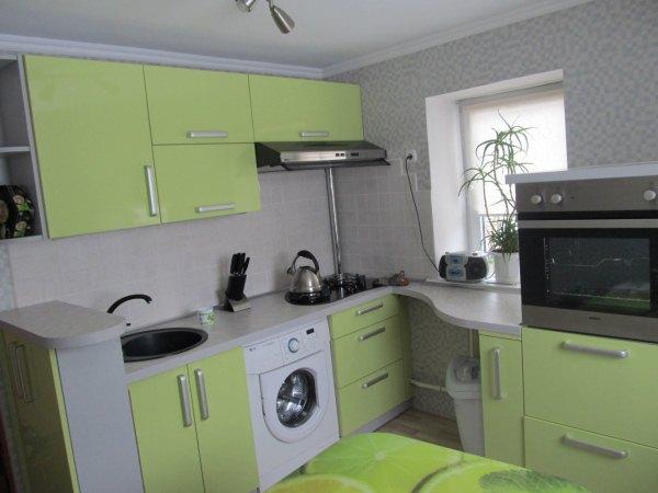 дизайн для стандартной квартиры