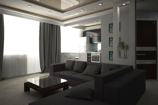 решение для квартиры-студии