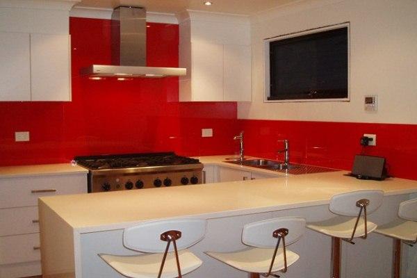 красная облицовочная плитка