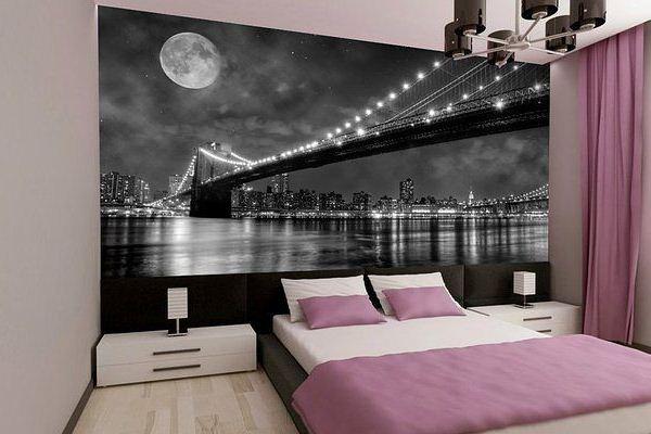 идеально для спальни в современном стиле