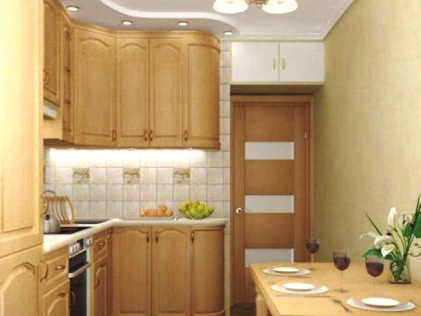 эскиз для стандартной квартиры