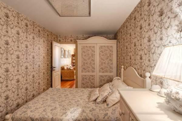 фото спален в стиле прованс