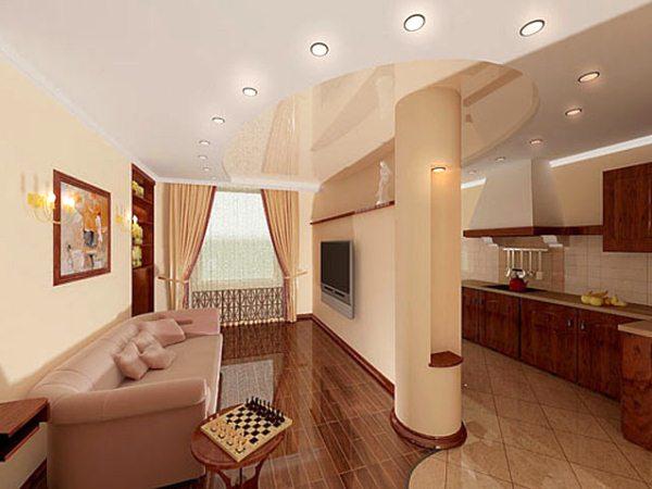 Как обустроить маленькую квартиру-студию – фото, советы по дизайну
