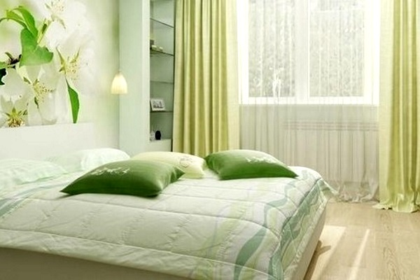 зеленые нотки