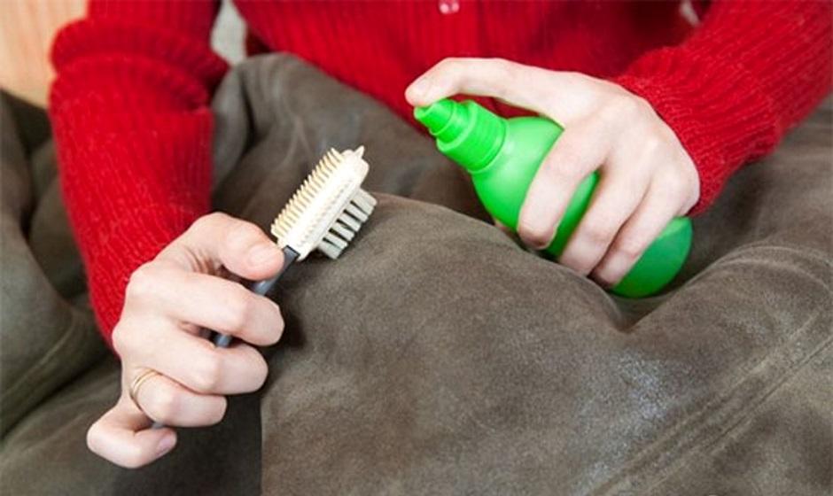 правила чистки натуральных дубленок