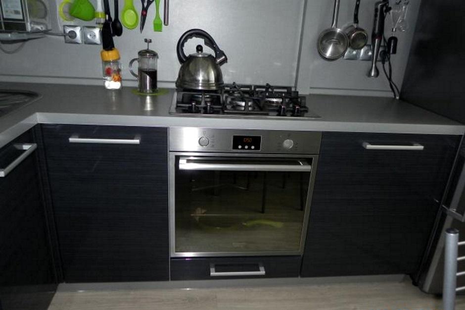 духовка под стиль помещения