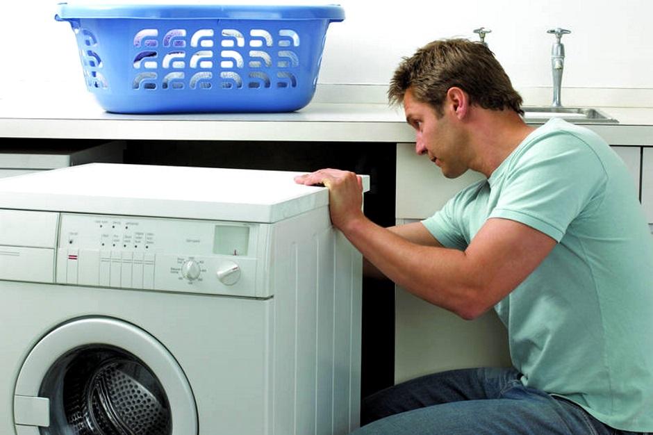 стиральная машина прыгает при отжиме