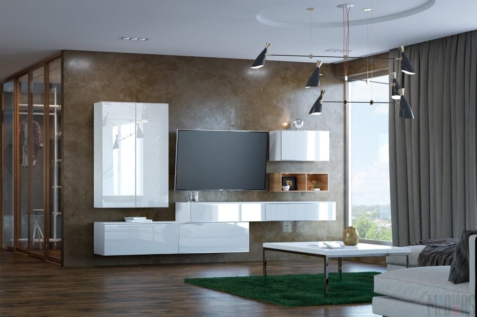 как выбрать мебель для гостиной в современном стиле