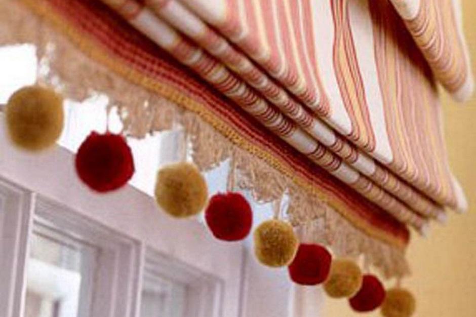 оконный текстиль