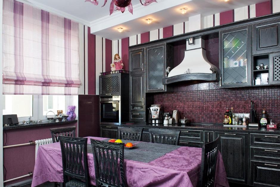 идея для интерьера кухни