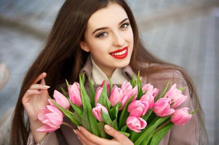 букет тюльпанов в подарок как выбрать
